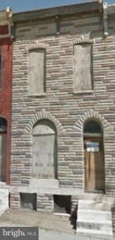 1423 Milton Avenue, Baltimore, MD 21213 - #: 1005932923