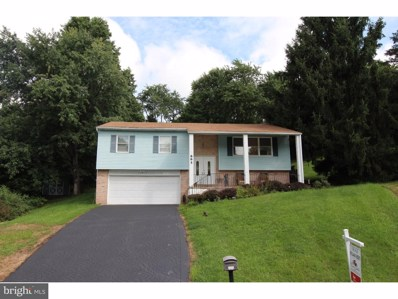 665 Tanglewood Court, Pottstown, PA 19464 - MLS#: 1005935047