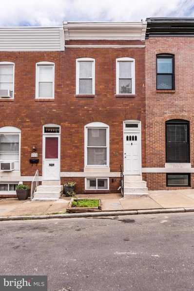 505 Curley Street, Baltimore, MD 21224 - #: 1005935075