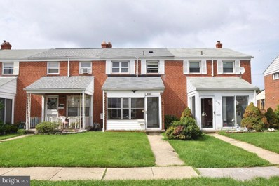 3344 Wallford Drive, Baltimore, MD 21222 - #: 1005935127