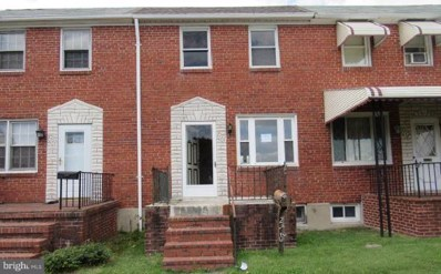 2720 Plainfield Road, Baltimore, MD 21222 - #: 1005935605