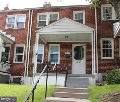 1067 Elm Road, Baltimore, MD 21227 - MLS#: 1005936029