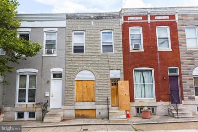 527 Milton Avenue N, Baltimore, MD 21205 - MLS#: 1005936201