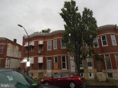 1741 Carey Street N, Baltimore, MD 21217 - MLS#: 1005936405