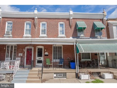 418 Markle Street, Philadelphia, PA 19128 - #: 1005936971