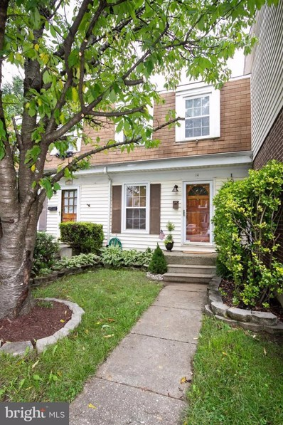14 Hartack Court UNIT 22G, Baltimore, MD 21236 - MLS#: 1005941893