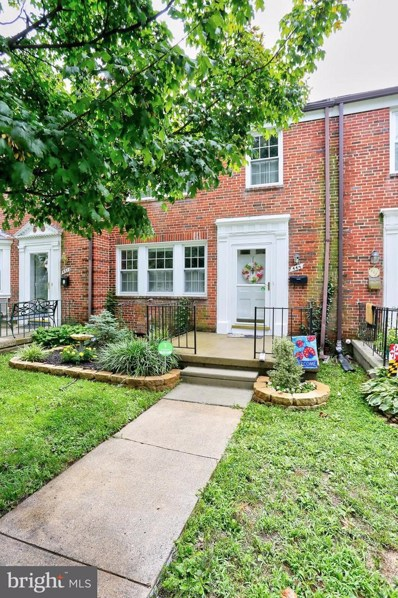 449 Whitfield Road, Baltimore, MD 21228 - MLS#: 1005942105