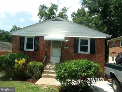 533 Opus Avenue, Capitol Heights, MD 20743 - MLS#: 1005948385