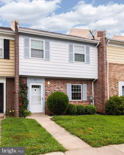 27 Vienna Court, Frederick, MD 21702 - #: 1005948459