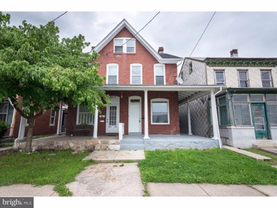 407 Jefferson Street, Reading, PA 19605 - MLS#: 1005949027