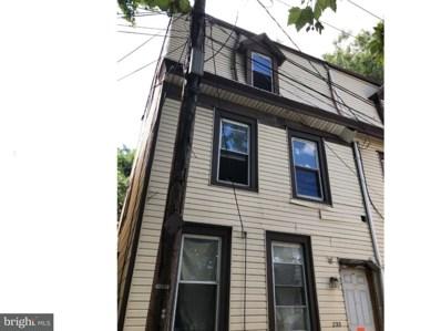 233 N Willow Street, Gloucester City, NJ 08030 - #: 1005949193