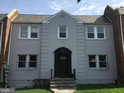 1222 Meigs Place NE, Washington, DC 20002 - MLS#: 1005950455
