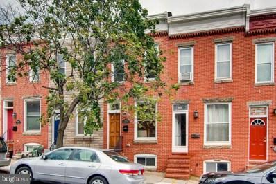 1406 Webster Street, Baltimore, MD 21230 - MLS#: 1005951107