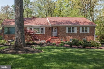 2808 Maple Lane, Fairfax, VA 22031 - MLS#: 1005951269