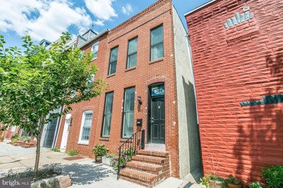 261 Ann Street, Baltimore, MD 21231 - #: 1005951357
