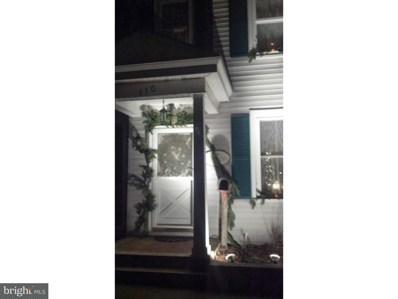 110 S Delaware Street, Smyrna, DE 19977 - #: 1005951401