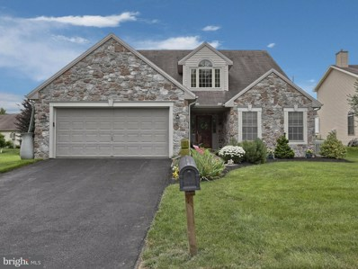 1844 Meadow Ridge Drive, Hummelstown, PA 17036 - MLS#: 1005951829