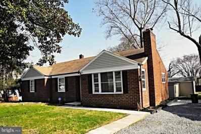 8605 Dunbar Avenue, Landover, MD 20785 - #: 1005952231