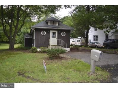 452 Chestnut Avenue, Woodbury Heights, NJ 08097 - MLS#: 1005952261