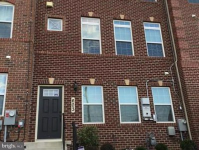603 Waveland Avenue, Capitol Heights, MD 20743 - MLS#: 1005952617