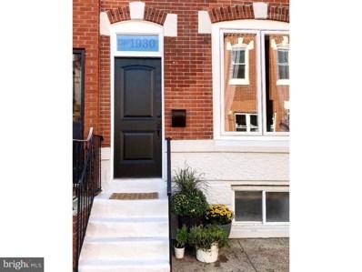 1930 S Juniper Street, Philadelphia, PA 19148 - MLS#: 1005956666