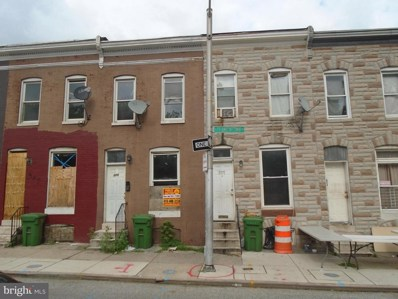 309 Franklintown Road, Baltimore, MD 21223 - MLS#: 1005957775
