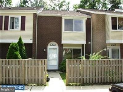 1016 Oaklyn Court, Voorhees, NJ 08043 - MLS#: 1005957793