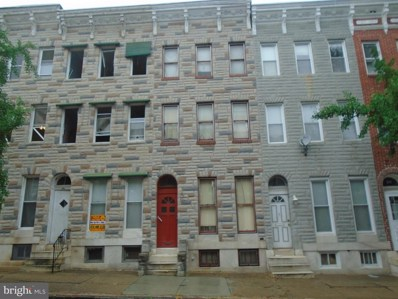 1022 Brantley Avenue, Baltimore, MD 21217 - MLS#: 1005957865