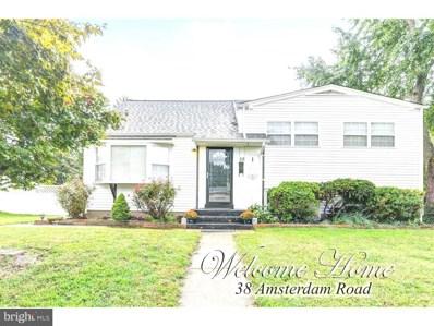 38 Amsterdam Road, Hamilton, NJ 08620 - MLS#: 1005957989