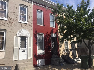 1404 Carroll Street W, Baltimore, MD 21230 - #: 1005958203