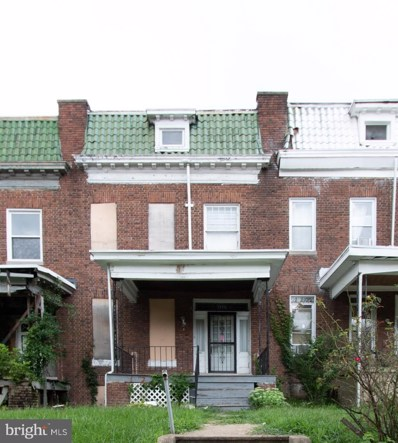 3506 Reisterstown Road, Baltimore, MD 21215 - MLS#: 1005958265