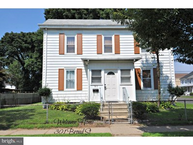 301 Broad Street, Florence, NJ 08518 - MLS#: 1005958331