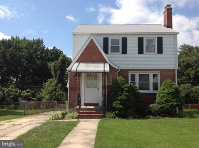 6016 Mannington Avenue, Baltimore, MD 21206 - MLS#: 1005958367
