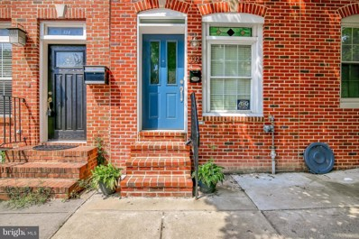 332 S Collington Avenue, Baltimore, MD 21231 - #: 1005960203
