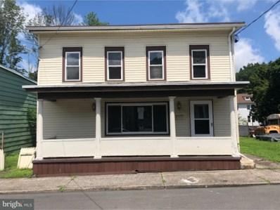 65 E Line Street, Tremont, PA 17931 - MLS#: 1005965735