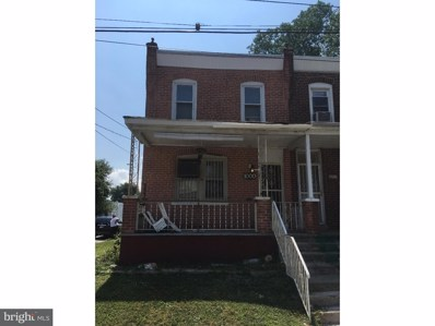 1000 Tilghman Street, Chester, PA 19013 - MLS#: 1005965939