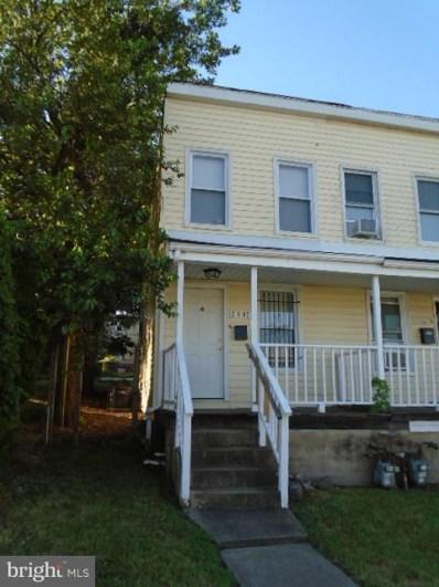 2507 Ridgely Street, Baltimore, MD 21230 - MLS#: 1005966441