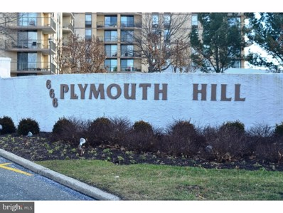 666 W Germantown Pike UNIT 2711, Plymouth Meeting, PA 19462 - #: 1005966485
