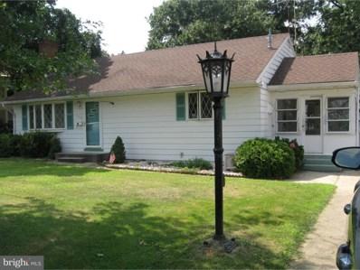 668 Whitehorse Hamilton Sq Road, Hamilton Township, NJ 08610 - MLS#: 1005966897