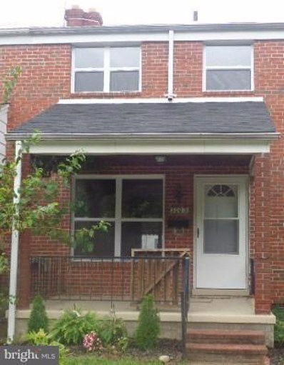 3003 Vulcan Road, Baltimore, MD 21222 - #: 1005974526