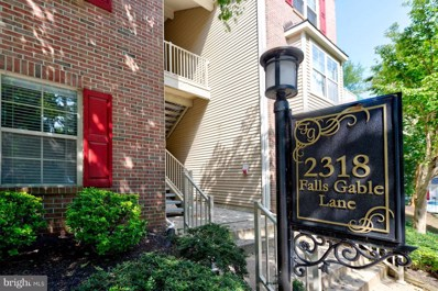 2318 Falls Gable Lane UNIT D, Baltimore, MD 21209 - #: 1006006212