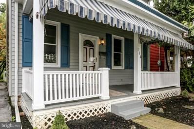 116 E Keller Street, Mechanicsburg, PA 17055 - MLS#: 1006025786