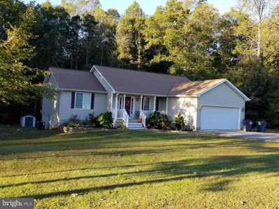 13384 Countyline Church Road, Woodford, VA 22580 - MLS#: 1006031704