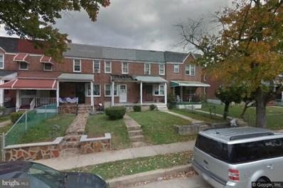 5131 Nelson Avenue, Baltimore, MD 21215 - #: 1006032844