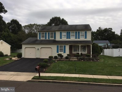 5701 Cricket Lane, Bensalem, PA 19020 - MLS#: 1006041190