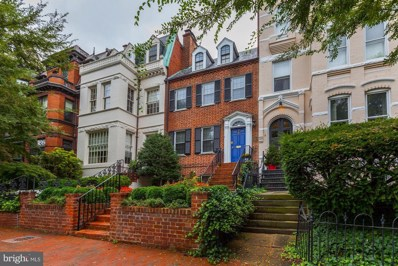 1613 35TH Street NW, Washington, DC 20007 - MLS#: 1006062100