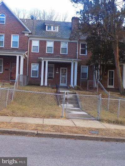 4011 Woodhaven Avenue, Baltimore, MD 21216 - MLS#: 1006062364