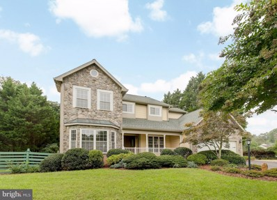 9111 Estates Pond Court, Manassas, VA 20112 - #: 1006067042
