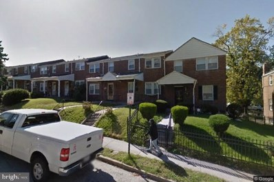 3417 Mayfield Avenue, Baltimore, MD 21213 - #: 1006069146