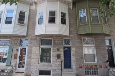 828 Conkling Street, Baltimore, MD 21224 - MLS#: 1006071262